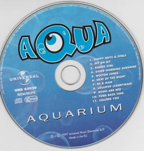 Aqua: Aquarium (CD) - Bild 3