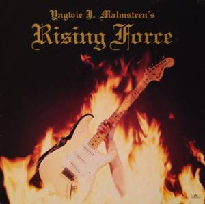 Yngwie J. Malmsteen's Rising Force: Rising Force (LP) - Bild 1