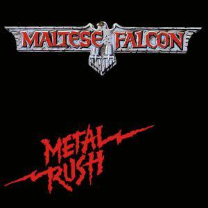 Maltese Falcon: Metal Rush - Cover