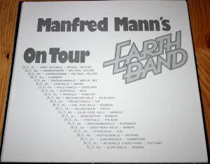 Manfred Mann's Earth Band: Somewhere In Afrika (LP) - Bild 3