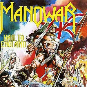 Manowar: Hail To England - Cover