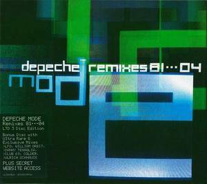 Depeche Mode: Remixes 81...04 (3-CD) - Bild 2