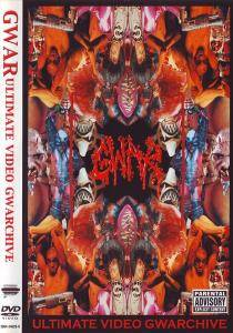 GWAR: Ultimate Video Gwarchive - Cover