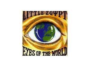 Little Egypt: Eyes Of The World - Cover