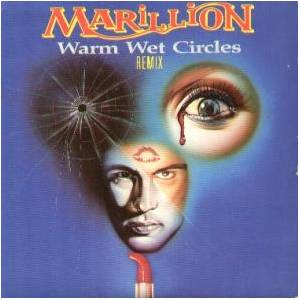 Marillion: Warm Wet Circles - Cover