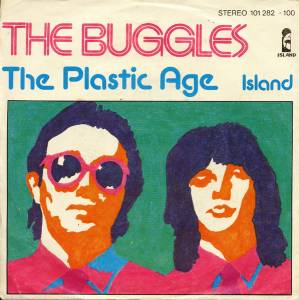 Cover - Buggles, The: Plastic Age, The