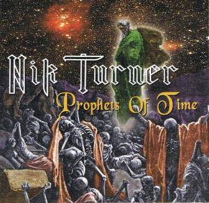 Cover - Nik Turner: Prophets Of Time
