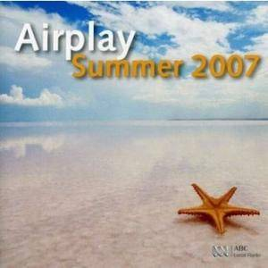 Cover - Whitlams, The: Airplay Summer 2007