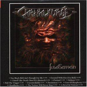 Carnal Forge: Firedemon (Promo-CD) - Bild 1