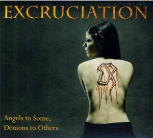 Excruciation: Angels To Some, Demons To Others - Cover