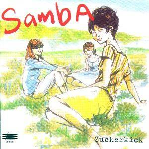 Cover - Samba: Zuckerkick