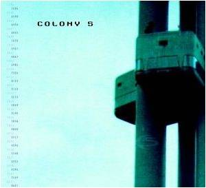 Cover - Colony 5: Colony 5