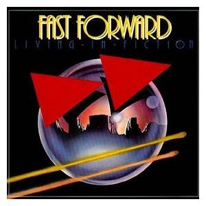 Fast Forward: Living In Fiction - Cover