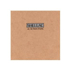Shellac: At Action Park - Cover