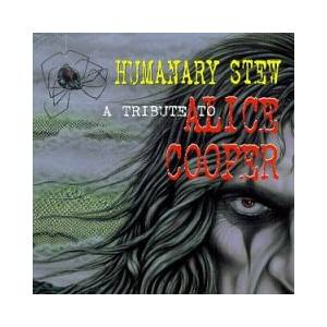 Cover - Phil Lewis: Humanary Stew - A Tribute To Alice Cooper