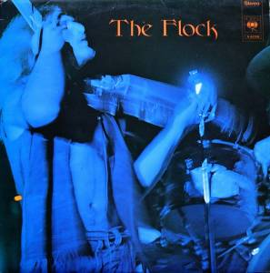 Cover - Flock, The: Flock / Dinosaur Swamps, The