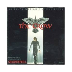 Cover - Graeme Revell: Crow, The