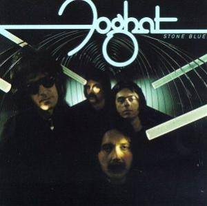 Foghat: Stone Blue - Cover