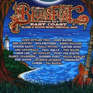 Cover - Xavier Rudd: Blues & Roots Music Festival: The 18th Bluesfest Byron Bay East Coast