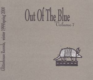 Cover - Sunshine Club, The: Out Of The Blue Volume 7 » * A Glitterhouse Compilation