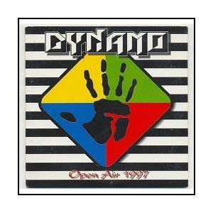Cover - Laberinto: Dynamo Open Air 1997