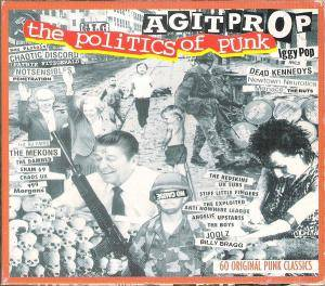 Cover - Violators: Agitprop - The Politics Of Punk