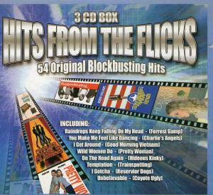 Hits From The Flicks - Cover