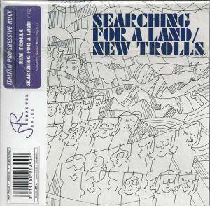 Cover - New Trolls: Searching For A Land