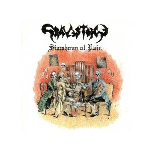 Gravestone: Simphony Of Pain (Mini-CD / EP) - Bild 1