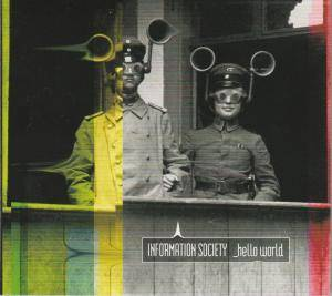 Cover - Information Society: Hello World
