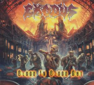 Exodus: Blood In Blood Out (CD + DVD) - Bild 1