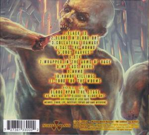 Exodus: Blood In Blood Out (CD + DVD) - Bild 2