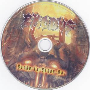 Exodus: Blood In Blood Out (CD + DVD) - Bild 3