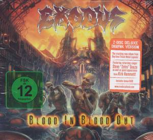 Exodus: Blood In Blood Out (CD + DVD) - Bild 5