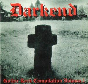 Darkend - Gothic Rock Compilation Vol. 1 - Cover