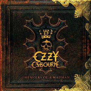 Ozzy Osbourne: Memoirs Of A Madman - Cover