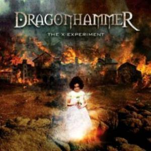Dragonhammer: X Experiment, The - Cover