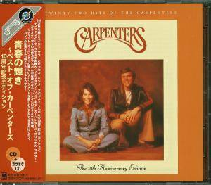The Carpenters: Twenty-Two Hits Of The Carpenters (2-CD) - Bild 1