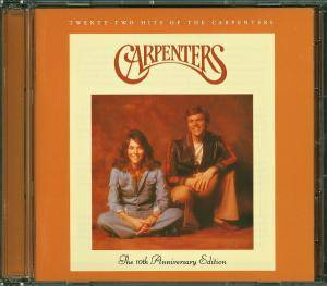 The Carpenters: Twenty-Two Hits Of The Carpenters (2-CD) - Bild 3
