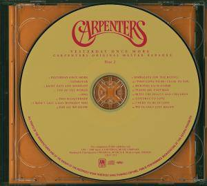 The Carpenters: Twenty-Two Hits Of The Carpenters (2-CD) - Bild 7
