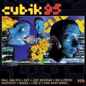 Cover - MD X-Spress, The: Cubik 95