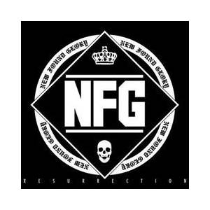 Cover - New Found Glory: Resurrection