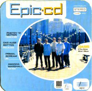 Epic-CD 4545 - Cover