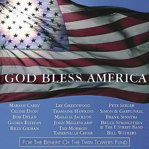Cover - Bruce Springsteen & The E Street Band: God Bless America, Land That I Love