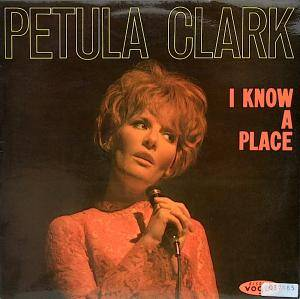Cover - Petula Clark: I Know A Place