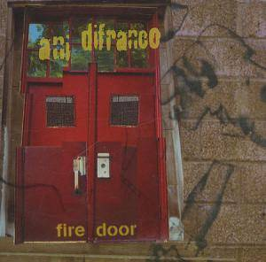 Cover - Ani DiFranco: Fire Door