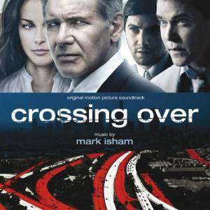 Mark Isham: Crossing Over - Cover