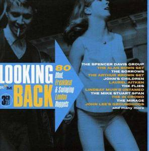 Cover - In Crowd, The: Looking Back - 80 Mod, Freakbeat & Swinging London Nuggets