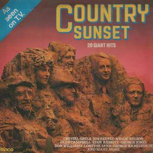 Country Sunset - Cover