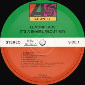 The Lemonheads: It's A Shame About Ray (LP) - Bild 3